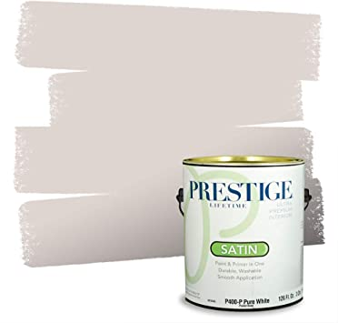 the paint i used for my windowless powder room